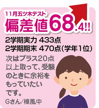 成績アップ2017_07